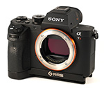 Sony A7RII 42mp Camera Body Only plus RRS Swiss Base Plate
